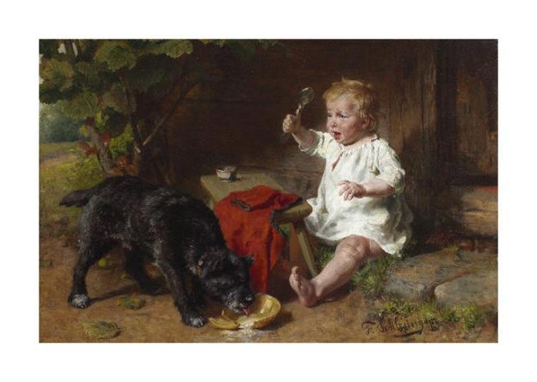 Felix Schlesinger   (1833-1910)