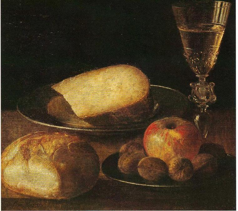 Le saint du jour..................... :   Sébastien... STOSKOPFF  ,  peintre alsacien né à Strasbourg ( 1597-1657 )
