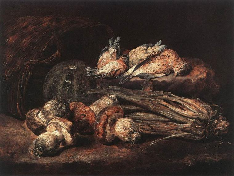 Jan FYT  (1611-1661)  , baroque flamand