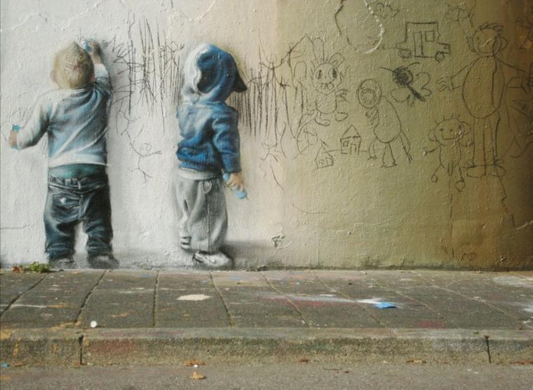 Journée mondiale des enfants des rues  ,  créée en 2009 par l' U.N.E.S.C.O