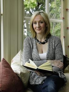 J.K Rowling...
