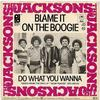 / The Jackson 5 - Blame It On The Boogie (1978)
