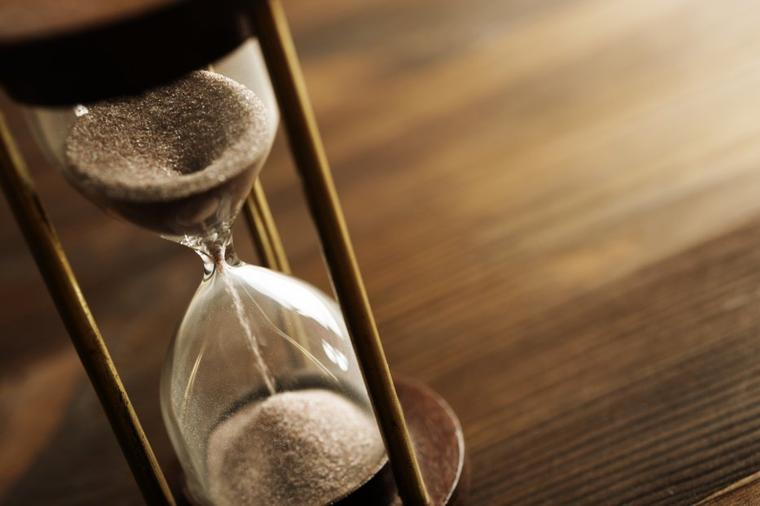 Le temps...