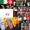 tunisie algerie vs americ et israel