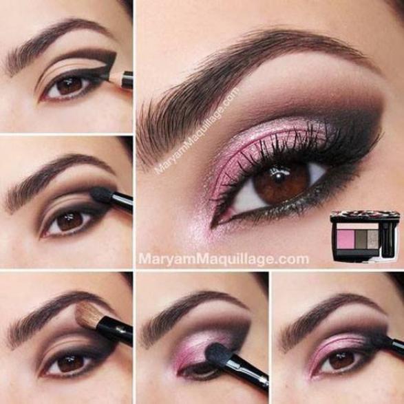 Maquillage yeux blog de baka astuce fille xx Idee maquillage yeux