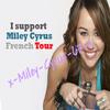 Signe la pétition pour faire venir Miley Cyrus en france !!!