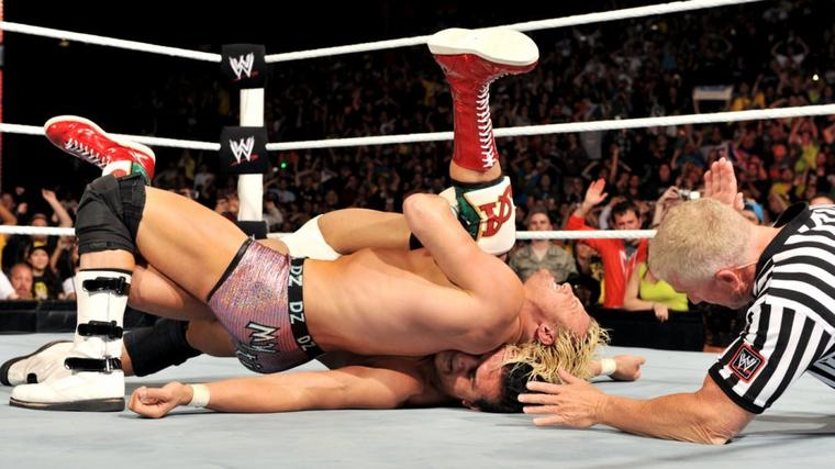 Just Perfection ♥ AJ Lee and Dolph Ziggler ♥