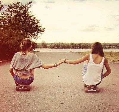 Cette amitié, elle est en or.