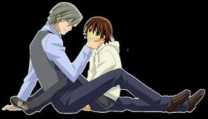  Usagi « Misaki ... Je t'aime. » 