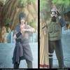 Sasuke, Kakashi