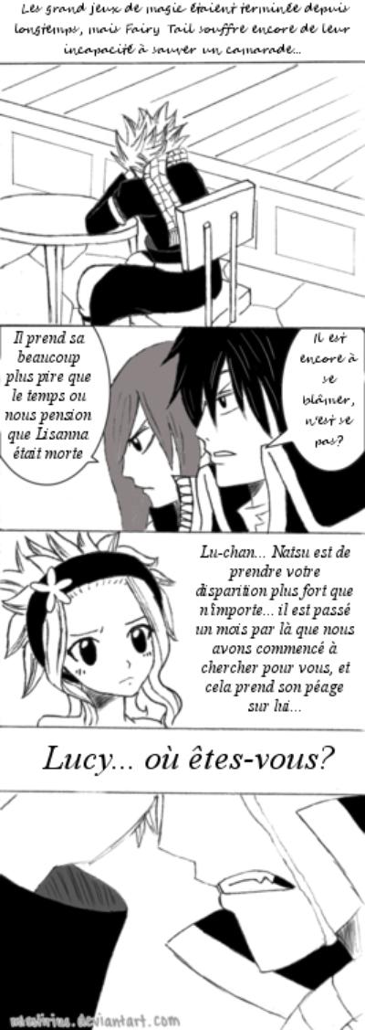 Doujinshi FairyTail.