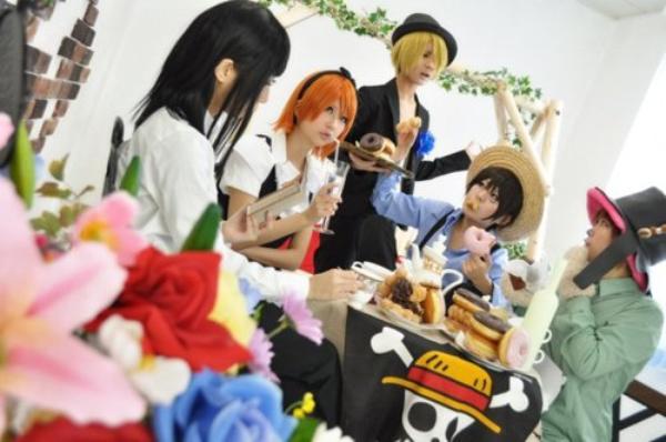 Cosplay One Piece {partie 4}