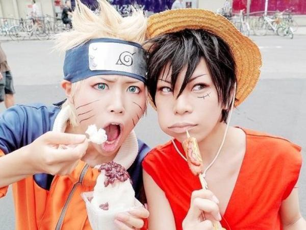 Cosplay {One Piece partie 5}