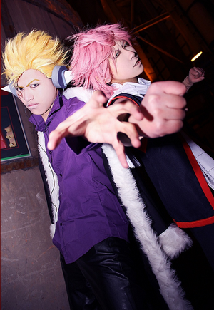 Cosplay {Fairy Tail partie 8}.