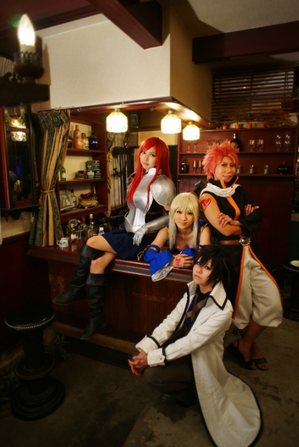 Cosplay {Fairy Tail partie 9}.