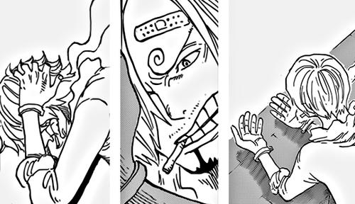 One Piece chapitre 834.