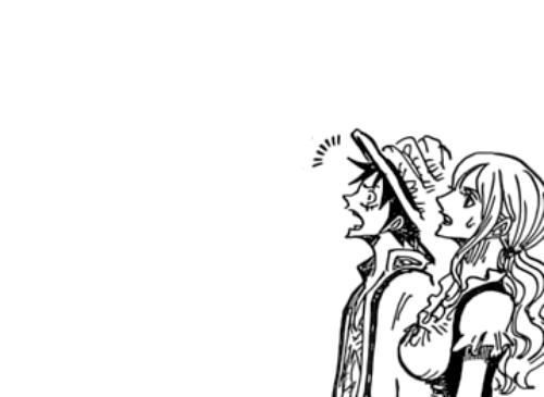 One Piece chapitre 836.