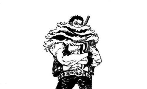 One Piece chapitre 873.
