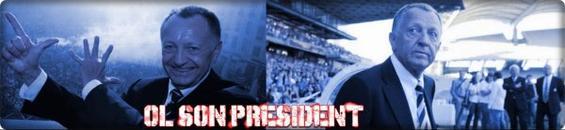 OL son Président