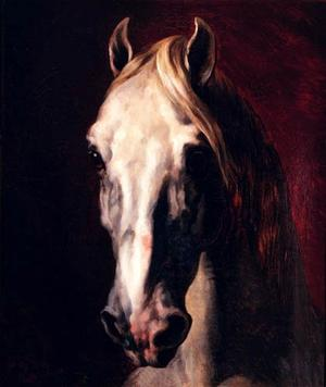 La chute de cheval