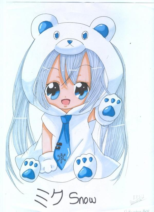 Articles De Manga No Sekai24 Taggés Miku Snow Manga No