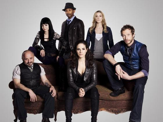 Lost Girl casting