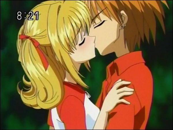 ♥ Lucie et Kaito ♥