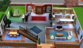 Maison Familiale De Campagne Blog De Creation Sims 3