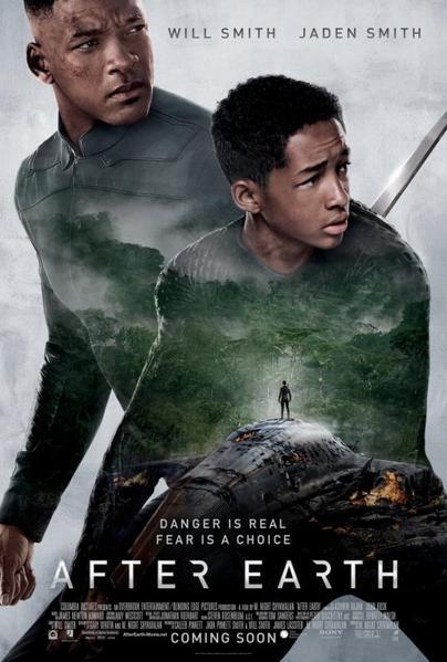 . Le nouveau film de Will.