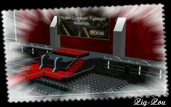 Roller Coaster Tycoon Awars 2009
