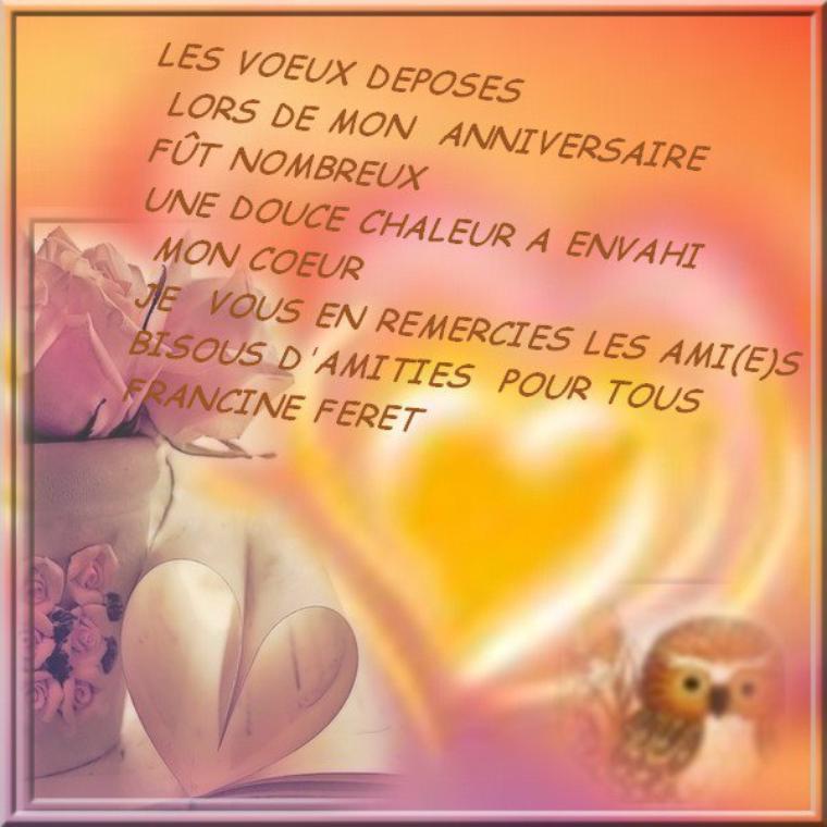 ♥✿ღѼღ✿ CADEAUX  RECU DE MON ANNIVERSAIRE  ,   ♥✿ღѼღ✿