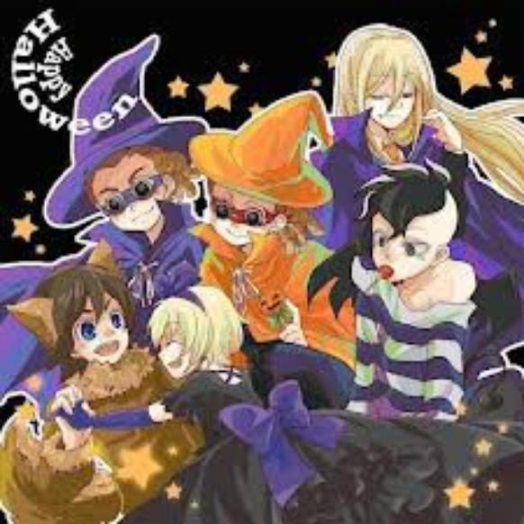 nos connerie 4 ( oui on s'ennuie xD ) special halloween !