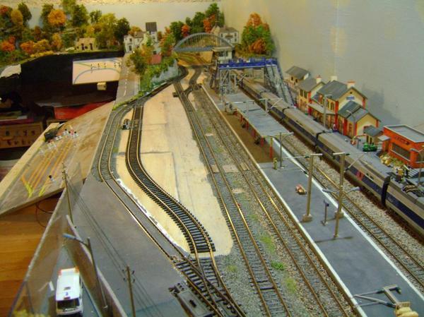 Modification de l 39 implantation des voies de la grande gare for Exterieur quai gare de l est