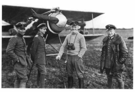 Escadrille Jasta 2 ( allemande) - Blog de guerre-musique