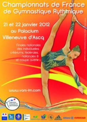 Championnat de France Individuelle 21 et 22 janvier 2012 Villeneuve d'ascq