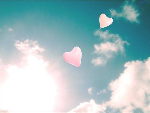 • j'irai touché le ciel quitte à perdre mes ailes, pour te prouver à quel point je t'aime  ♥