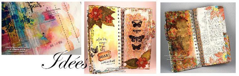 Inspiration : Qu'est-ce qu'un Journal d'artiste ?