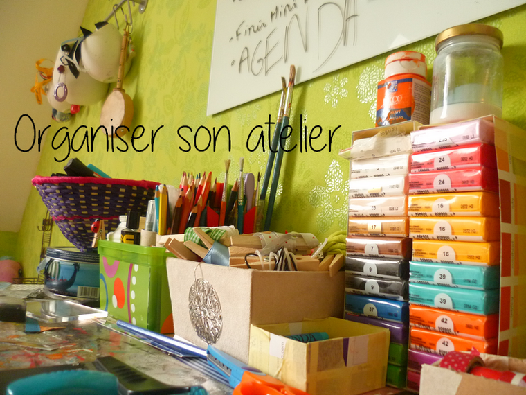 organiser son atelier et son bureau fa on diy. Black Bedroom Furniture Sets. Home Design Ideas