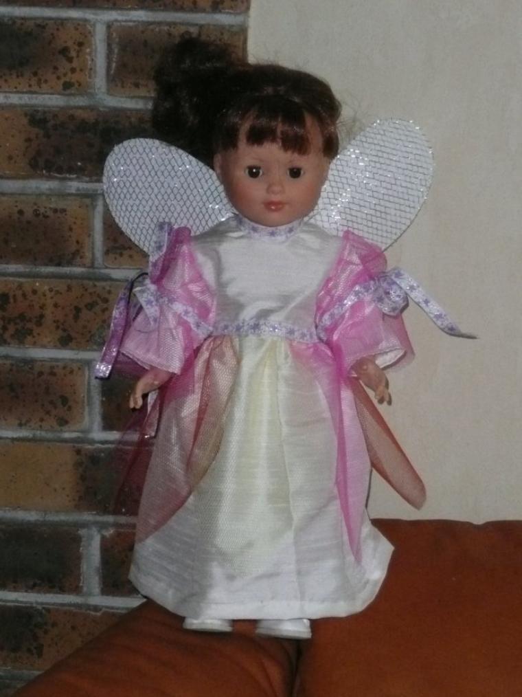 Les tenues des poupées Modes et Travaux