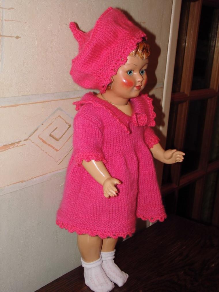 Francheska a une nouvelle robe