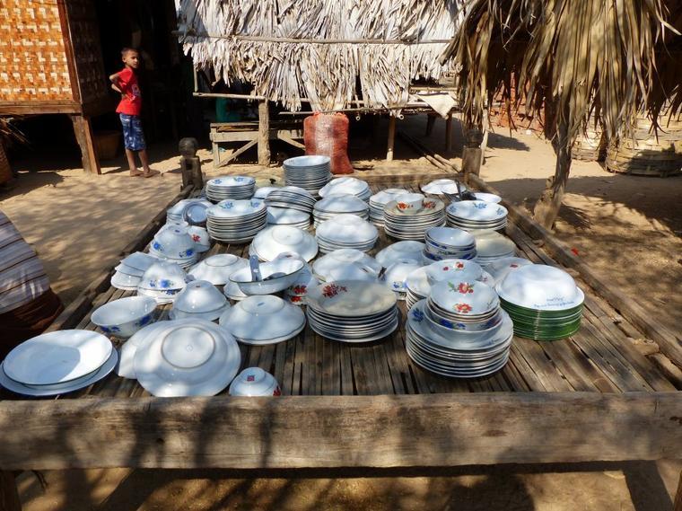 Myanmar 3 : Cérémonie du noviciat et les nonnes