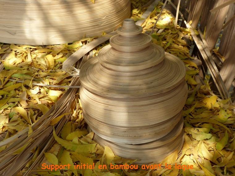 Myanmar 12 : Artisanat : La laque