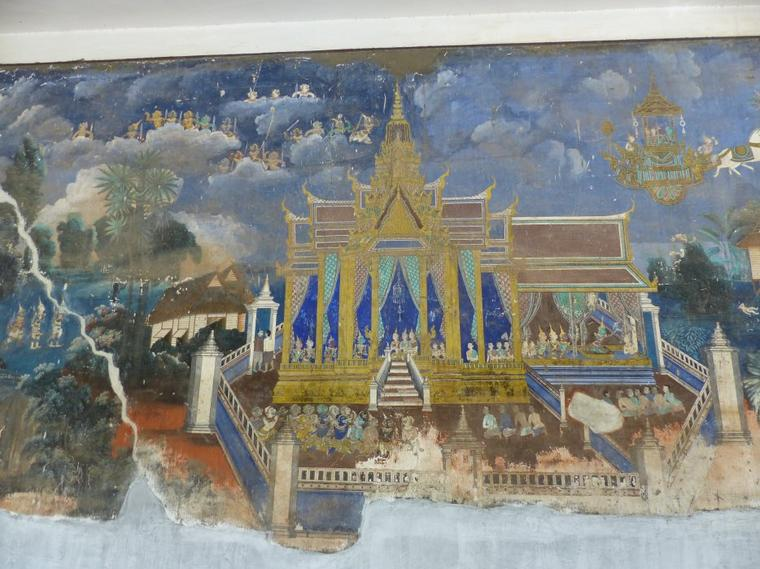 Cambodge : fin du voyage