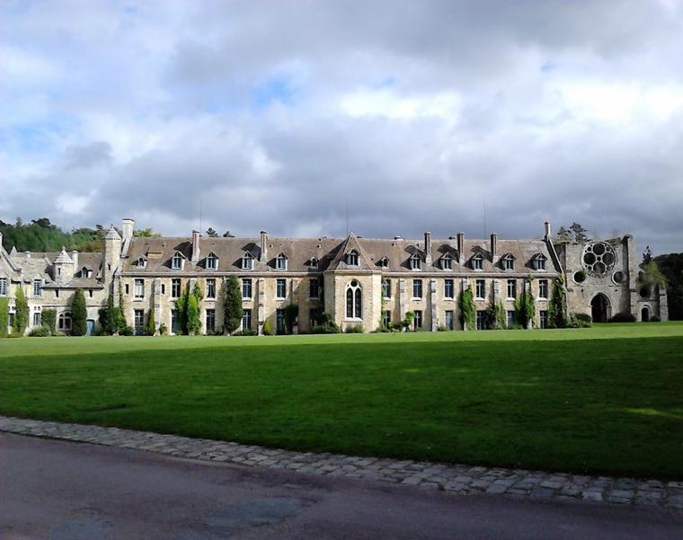 Vaux de Cernay une dernière photo