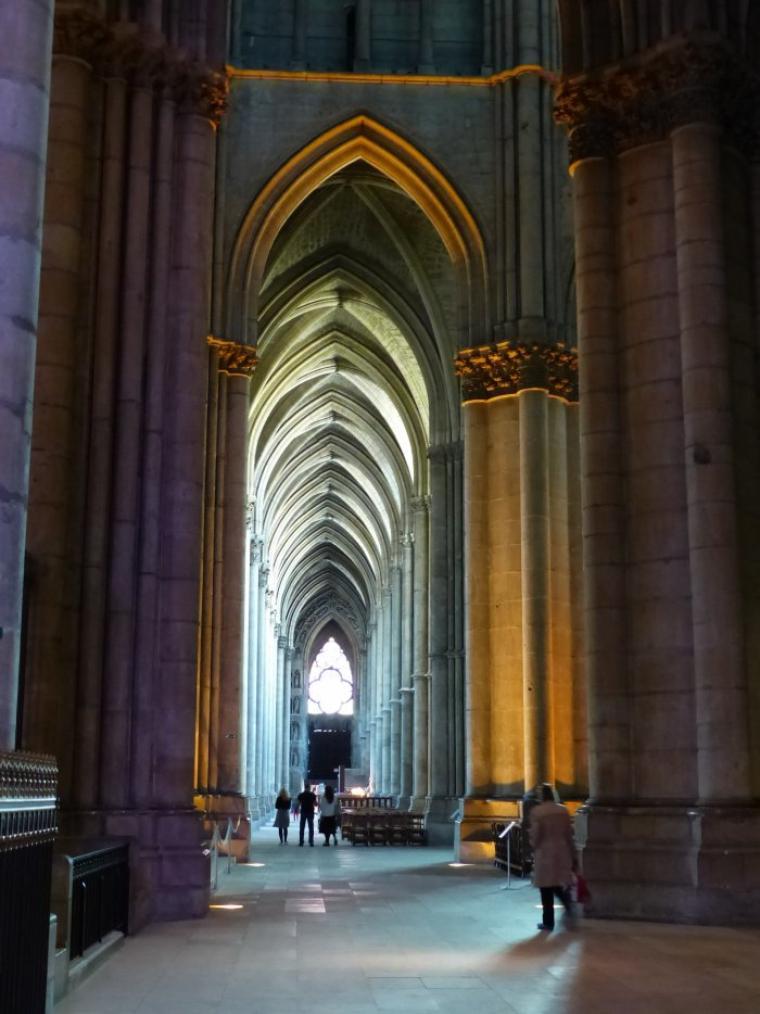 Reims : Cathédrale 4