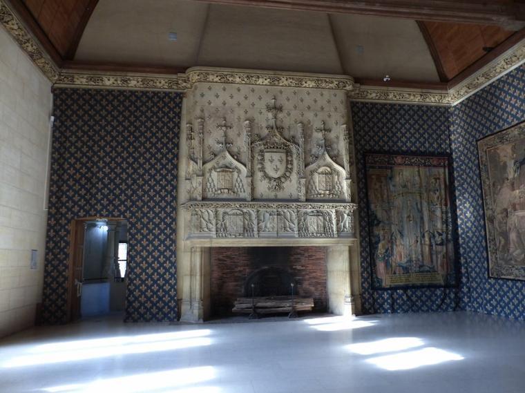 Reims : le Palais du Tau