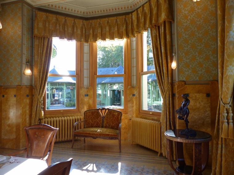 Reims : La Villa Demoiselle