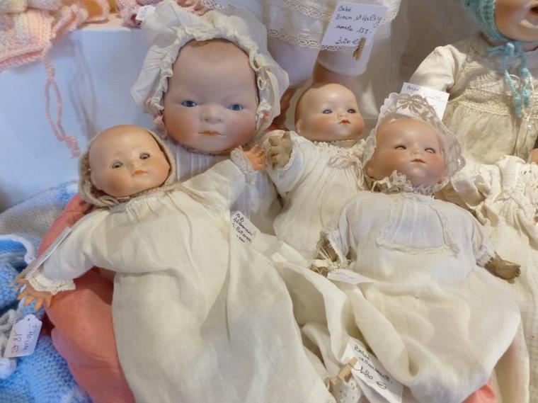 Salon de Poupées Anciennes à Chartres