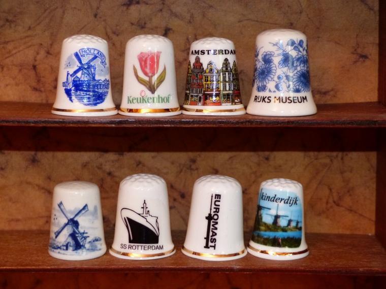 Hollande : Quelques dés et timbres