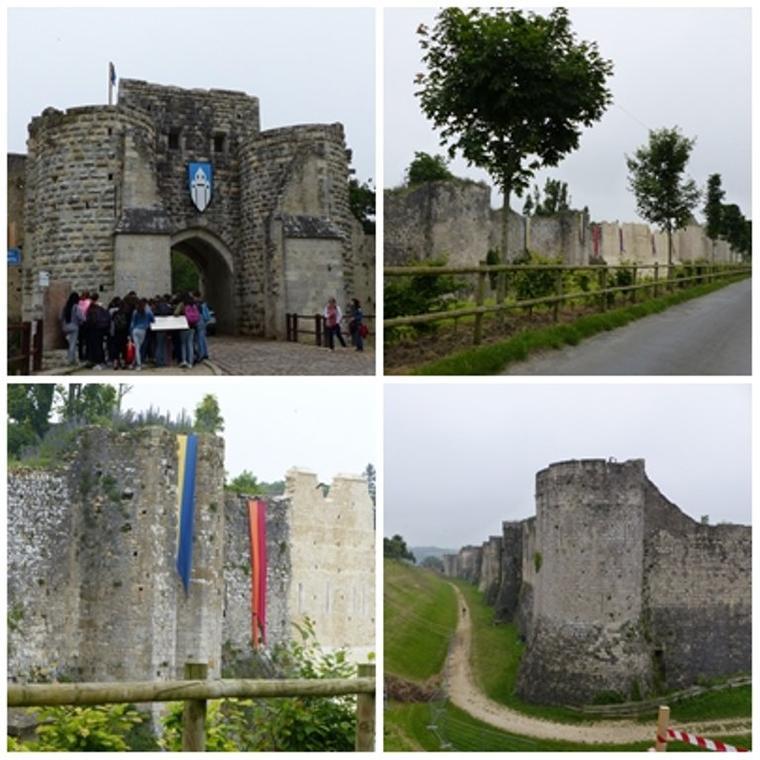 Provins ville médiévale